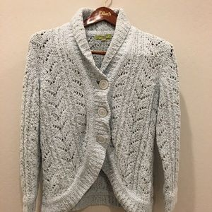 Sigrid Olson button up cardigan/ sweater Size L